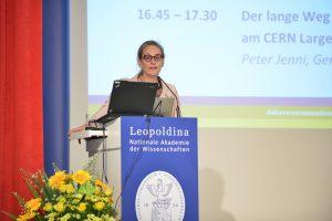 Ursula Staudinger, Vizepräsidentin der Leopoldina. Bild: Markus Scholz für die Leopoldina.