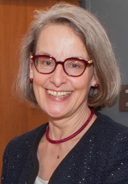 Ursula Staudinger Closeup